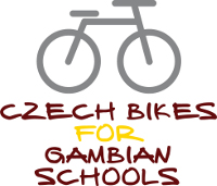 Czech Bikes for Gambian Schools